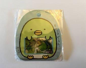 San-x character sticker sack