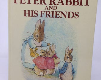 Tales Of Peter Rabbit and His Friends -1984