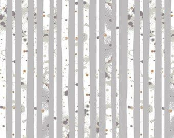 Art Gallery Blithe Glacier Path in Silver 85607 designed by Katarina Roccella - Pick your cut