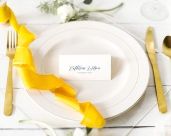 Catherine - Place Cards (PRINT-IT-YOURSELF)