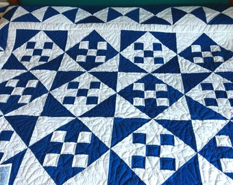 American Patchwork,Hand Quilted,Comforter,Quilt,Bedding Set