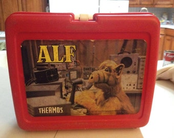 Alf Lunch Box by Thermos (1987)