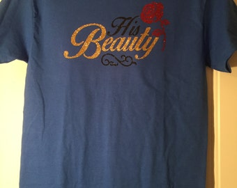 "Disney ""His Beauty"" Shirt"