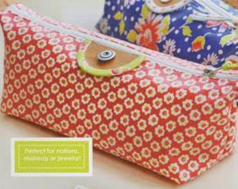 """My TravelBag Pattern Finishes 5"""" x 11"""""""