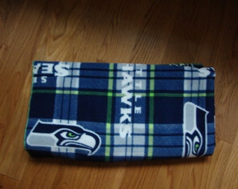 Seattle Seahawk Pet Blanket