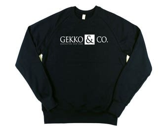 Wall Street: Gekko & Co. Mens Sweatshirt
