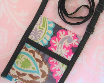 ID Badge Holder and Phone Pouch