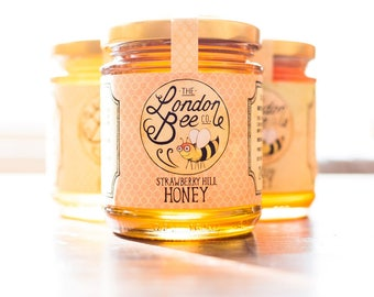 Raw Honey Sanderstead,Surrey – Locally Produced, Unheated, Unblended (Direct from the Beekeeper)