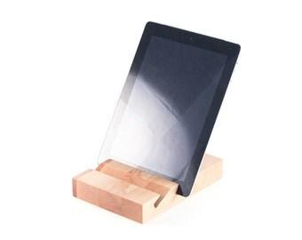 iPad stand - Birch
