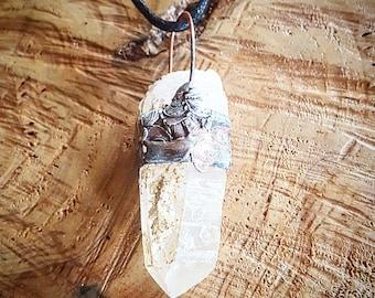Clear Quartz, Raw Australian Crystal, Ethically Sourced, Organic, Earthy, Sacred, Wedding, Healing, Angelic, Magical, Talisman, Amulet, Love