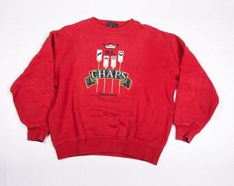 Vintage Ralph Lauren Chaps 90s Polo Sweater Jumper