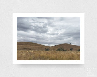 travel - fields - farm photograph - country decor - wall art - landscape - square prints   LARGE FORMAT PRINT