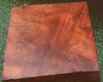 BL520  Wood turning Block/Blank  Redwoodburl craft wood