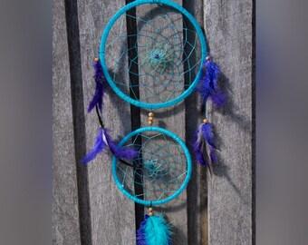 Turquoise Dreamcatcher