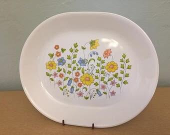 Corelle Meadow Serving Platter