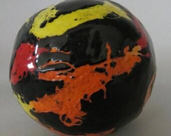 ceramic orbs