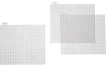 """3"""" plastic canvas (140)"""