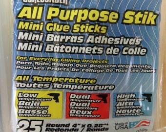 mini glue sticks (200)