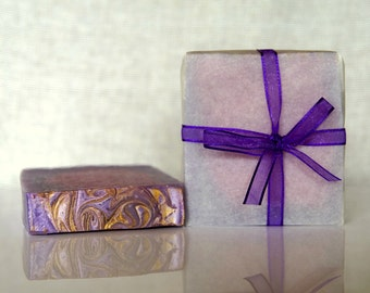 Luxury Lavender and Ylang soap