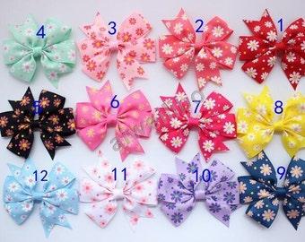 Grosgrain Bow,baby girl hair bows,hair accessories