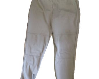 Wilson Mens Grey Tennis Elastic Waist Pants - SZ XL