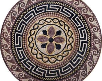 Greco-Roman Medallion - Athena