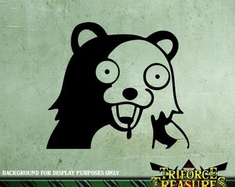 Pedobear 4chan /b/ Sticker / Decal