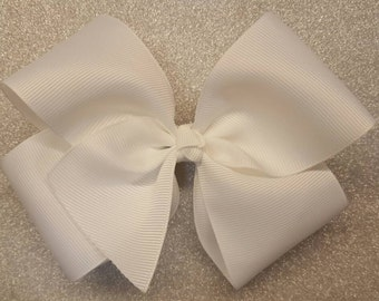 PREORDER Hand made Small jo jo style boutique hair bow