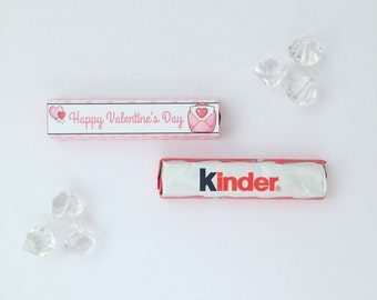 Valentine's Day kinder cover