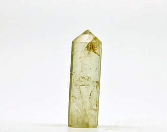 Smoky Quartz crystal pencil point SQP20