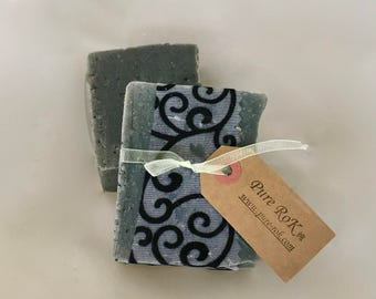 Mens soap, Activated charcoal soap, Natural soap, Gift for him, Gift for dad, Soap for him, Detox soap, Body soap, Soap bar, all natural
