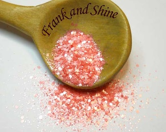 It's Pink Solvent Resistant Nail Glitter Mix