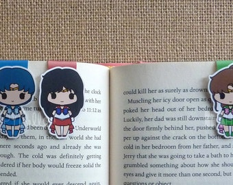 Magnetic Bookmarks • Inner Sailors