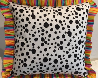Cushion  cover funky