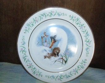 Vintage Wedgwood, Enoch - Gentle Moments Plate