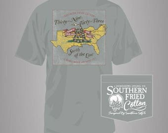 Don't Thread - Adult Pocket T-Shirt - Southern Fried Cotton