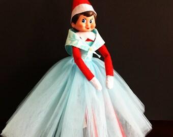 Elf Christmas Dress Etsy