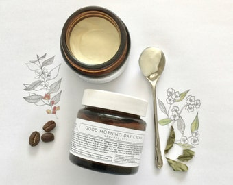 DAY CREAM ~ Good Morning Day Cream | Moisturise ~ Soften ~ Hydrate | Organic | Vegan |