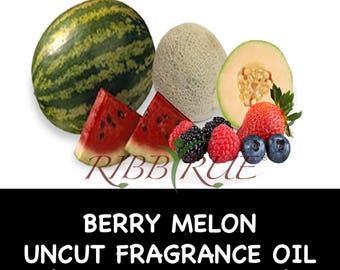 Pure Berry Melon Uncut Fragrance Oil - FREE SHIPPING SHIP