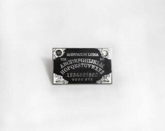 Ouija Board Pin Badge