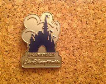 30th Anniversary Pin Walt Disney World