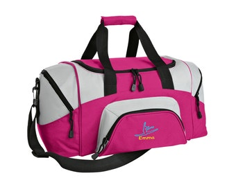 Dance Gym Bag - Personalized - Monogrammed - Embroidered - Sports Bag - Sports Gift - Dance Duffle Bag - BG99