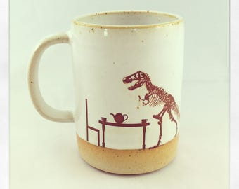 Tea Rex Tea Time Mug