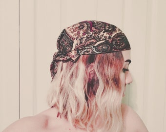 Hippy Chic Bandana
