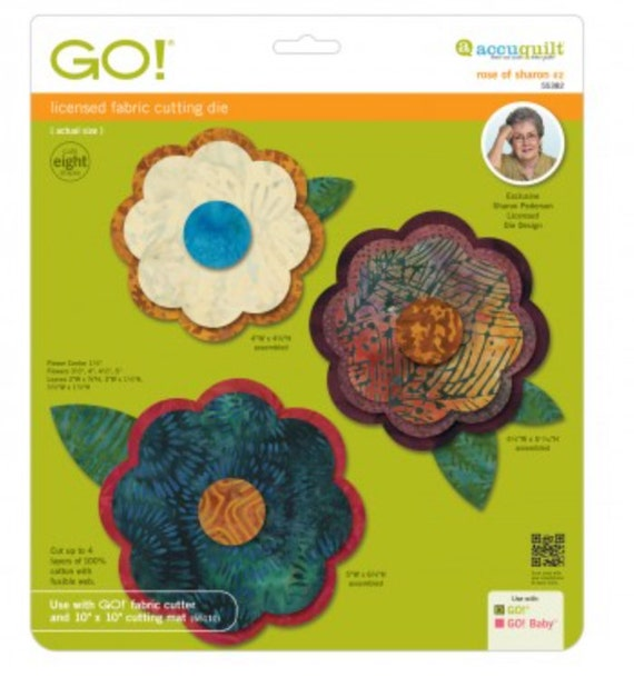 Sale Fifty Percent Off Go Fabric Die Cutter From Accuquilt