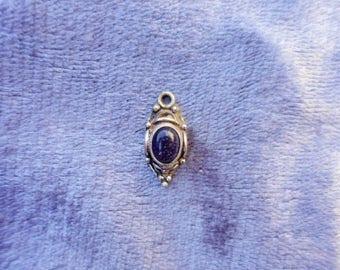 Moroccan Silver Pendant