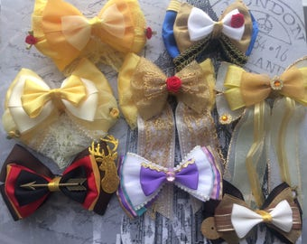 French Fairytale Bows