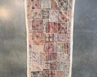 Moroccan Wedding Cloth Quilt (D7PEC2)