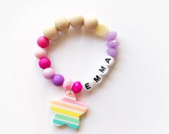 Rainbow Star New Bracelet