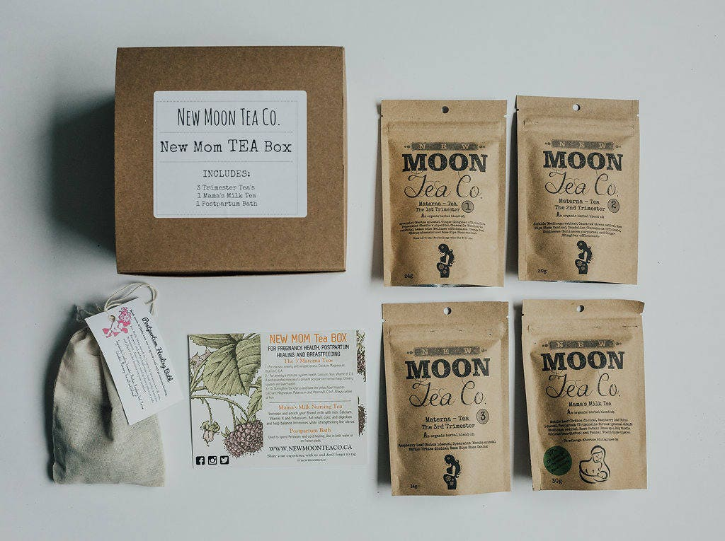 Expecting Baby Gifts Uk : Expecting mom gift baby shower herbal trimester teas